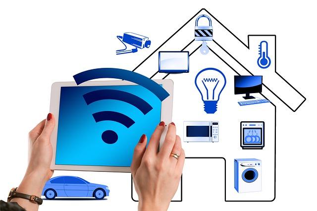 technologie inteligentní domácnosti