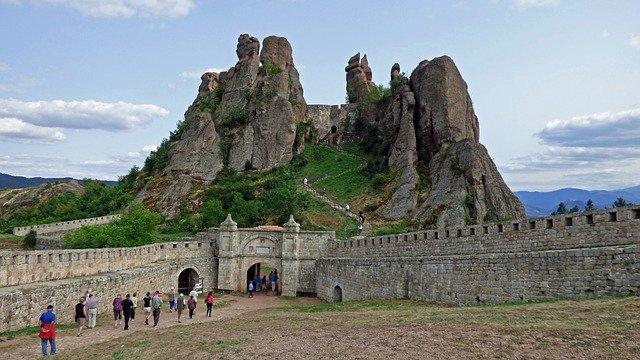 bulharská pevnost