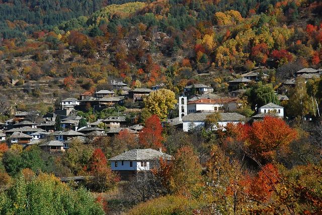 městečko v Bulharsku